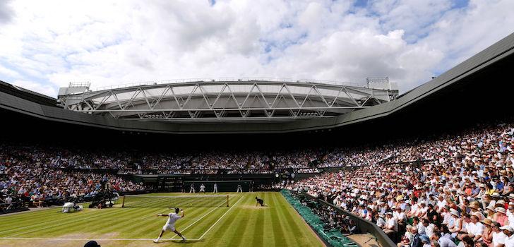 Wimbledon se suspende