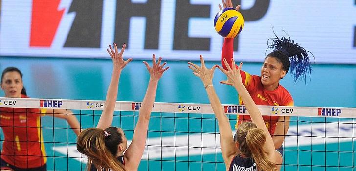 Infront asegura 100 millones de euros a la promoción del voleibol europeo