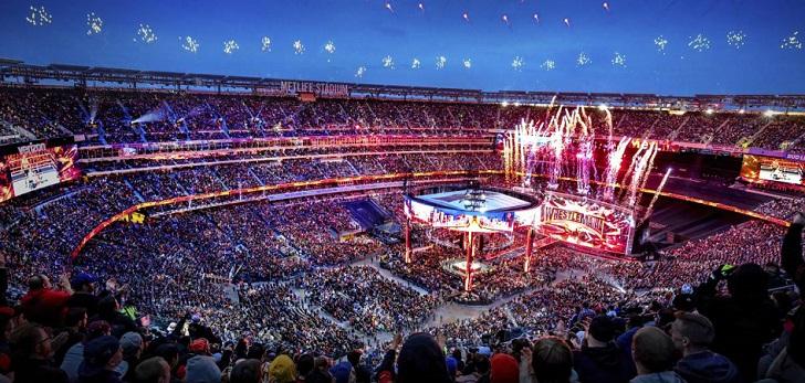 La WWE aguanta el golpe del Covid-19: alza del 14% en las ventas y 70 millones de beneficio