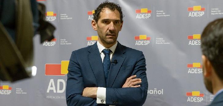 """Jorge Garbajosa: """"En la anterior crisis cerca del 35% de los clubes desaparecieron, debemos evitar que esto suceda"""""""