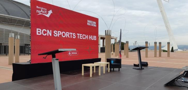 Barcelona proyecta invertir más de 30 millones para convertirse en un 'hub' del 'sportstech'