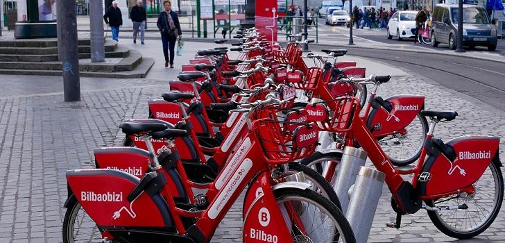 Las ciudades españolas aumentan el gasto en favor de la bicicleta un 3,4% en dos años