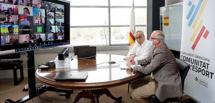 El COE y Juan Roig impulsarán competiciones nacionales e internacionales con hasta 50.000 euros