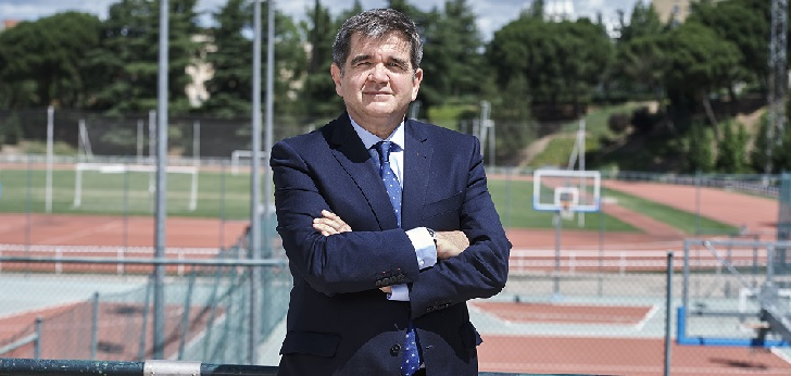 """Joaquín de Arístegui (CSD): """"Es razonable que los clubes que no sean SAD no tengan que avalar las pérdidas del coronavirus"""""""
