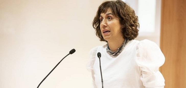 Irene Lozano abandona el Consejo Superior de Deportes