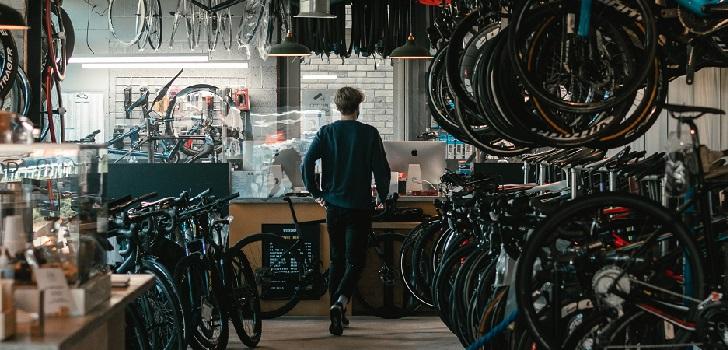 La fabricación de bicicletas modera su escalada en octubre con un crecimiento del 4,2%