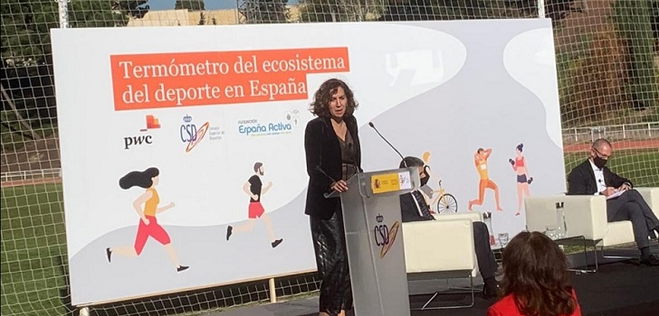 El negocio del deporte alcanza el 3,3% del PIB español en 2018