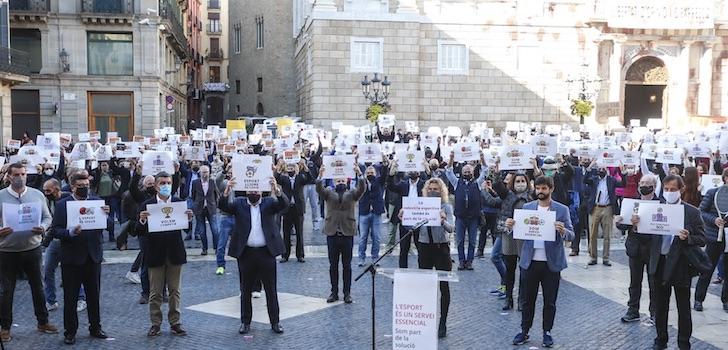 La justicia da dos días a la Generalitat para oponerse a la reapertura del sector deportivo