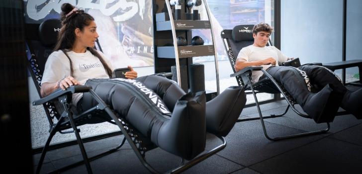 Hyperice se alía con Fittest Freakest y habilita su primer punto de venta oficial en España