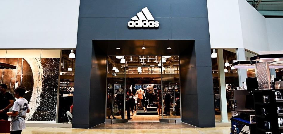 l'adidas store