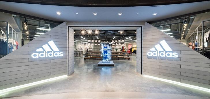 Adidas aumenta su beneficio un 16% tras facturar 23.640 millones en 2019