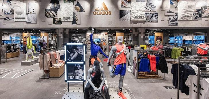 Adidas abre un nuevo outlet en la Roca Village