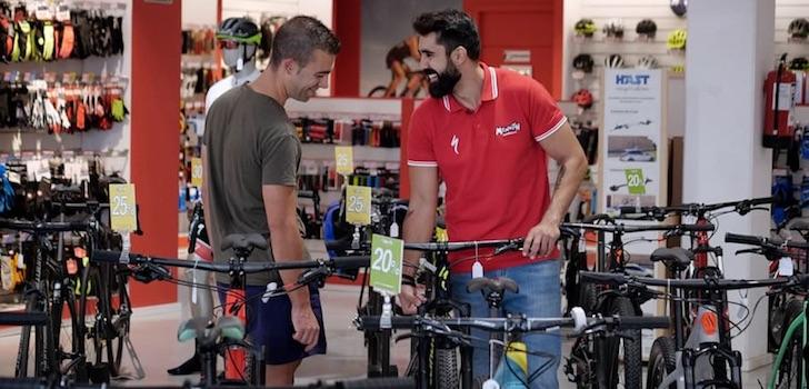 Barrabés prosigue la expansión de Mammoth Bikes con una nueva tienda en Madrid