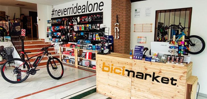 Bicimarket crece con el 'boom' del ciclismo y roza ya los cien puntos de venta