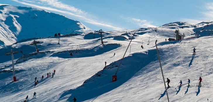 La estación de esquí de Candanchú echa el cierre