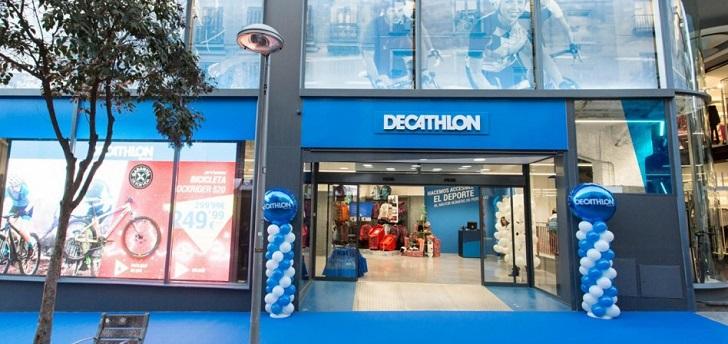 Decathlon vuelve a la senda del crecimiento en España: alza del 2,9% en 2019