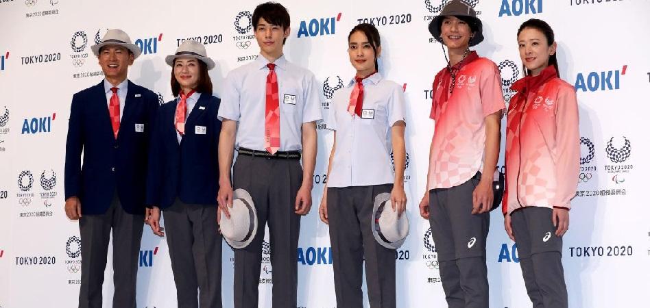 De Joma a Ralph Lauren: los 'abanderados' de los Juegos de Tokio
