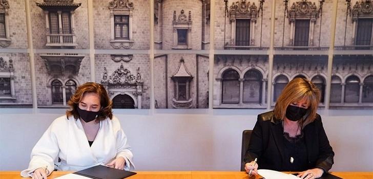 La Diputación y el Ayuntamiento de Barcelona destinarán 20 millones de euros en equipamiento deportivo