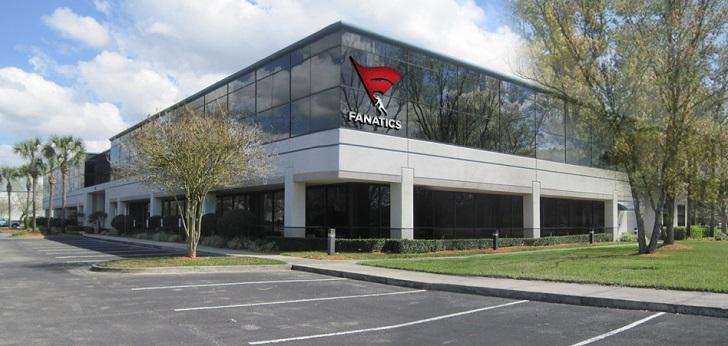Fanatics levanta 320 millones de dólares y eleva su valoración hasta 12.800 millones