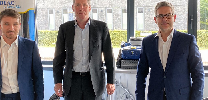Fluidra crece en Europa con la compra de Aquafive por 4,8 millones de euros