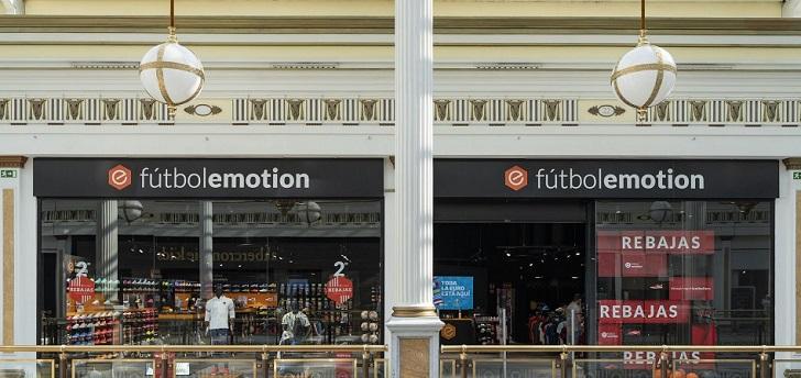 Fútbol Emotion crece en Madrid y abre una tienda en San Sebastián de los Reyes