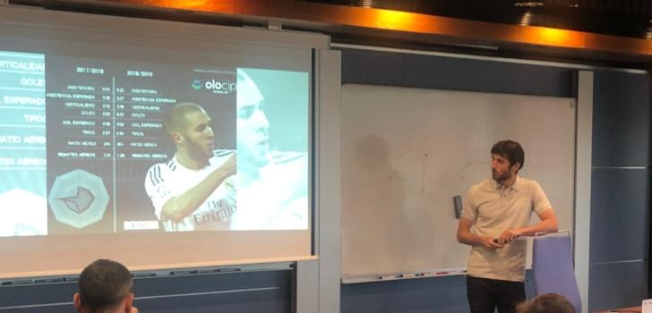 Olocip: la 'start up' de inteligencia artificial de Esteban Granero alcanza el 'break even'