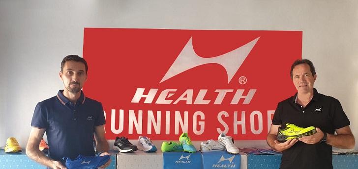 Las zapatillas de Health desembarcan en España: abren filial y se instala en Alicante