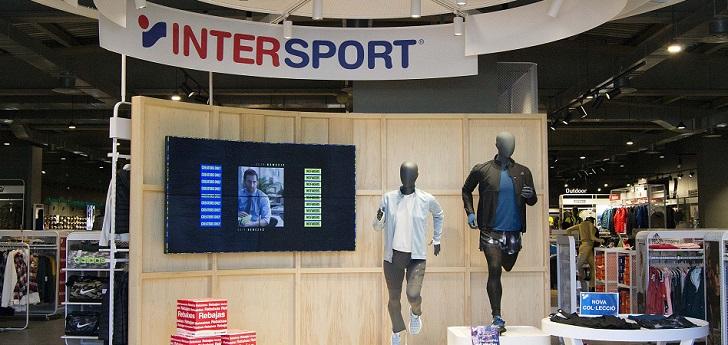 Intersport contiene el impacto: anticipa un retroceso anual de hasta el 9%