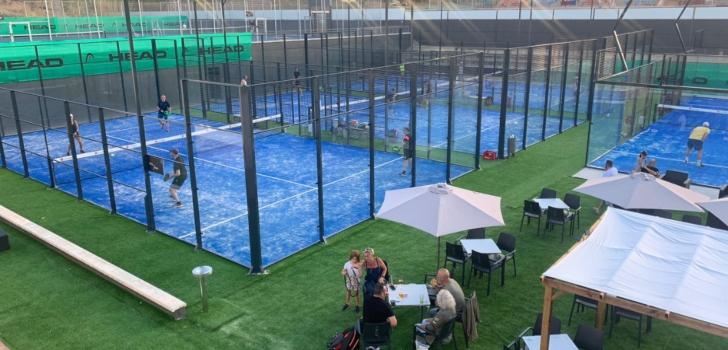 La Salada: inversión de cerca de 500.000 euros para un nuevo club de pádel y tenis