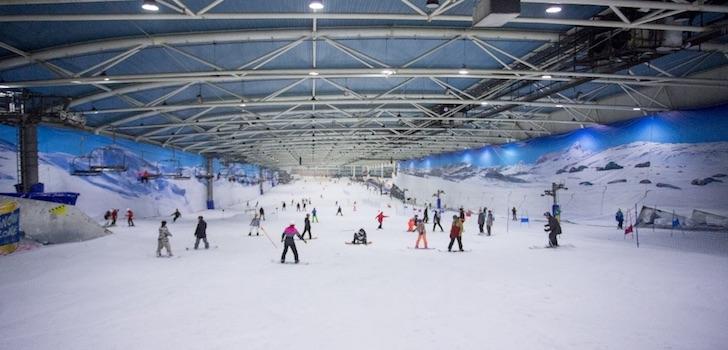 El operador británico Snozone Holdings compra Madrid Snowzone