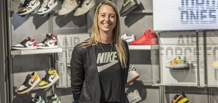 Nike: sale la directora de Norteamérica tras un escándalo por la reventa de zapatillas