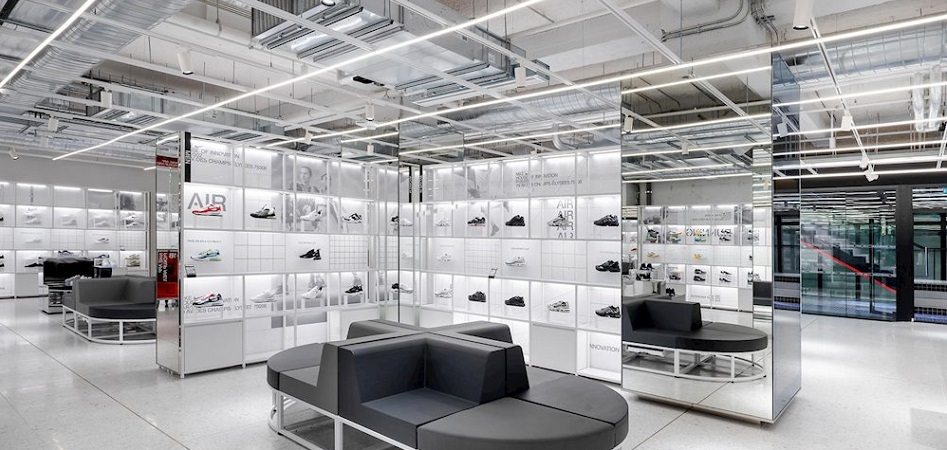 Nike lleva a París su 'House of Innovation'