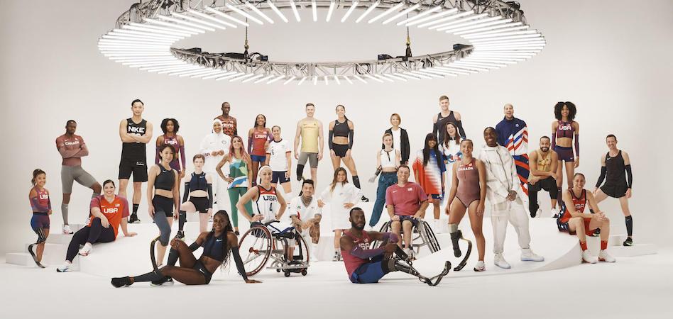 Nike aprovecha cada ciclo olímpico para presentar las novedades que introducirá en los productos para el consumidor final