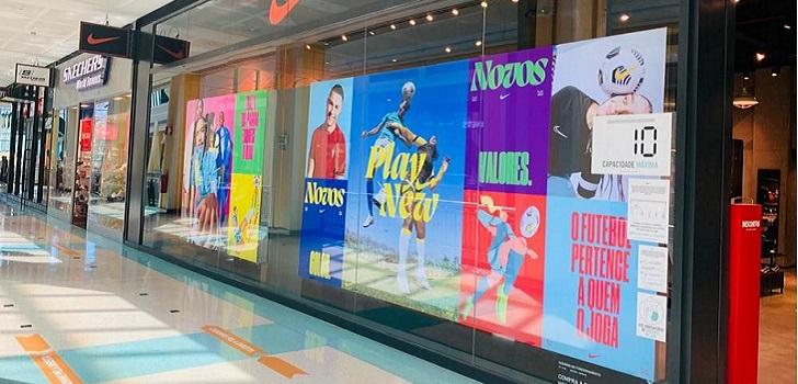 Nike acelera en el sur de Europa de la mano de Percassi: seis tiendas en el último mes