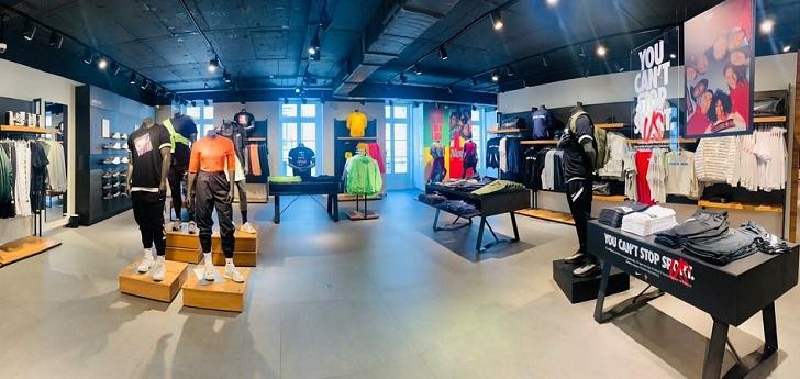 Nike estrecha su alianza con Percassi con su primer 'flagship' en Portugal