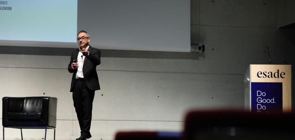 """""""Está claro que desde el punto de vista de la producción nos fijamos en la automoción, pero seguimos la moda por las temporadas y la renovación constante"""", según Jon Fernández, director general de Orbea."""