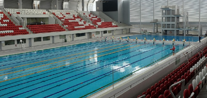 Cataluña pone en marcha un plan de renovación de edificios deportivos
