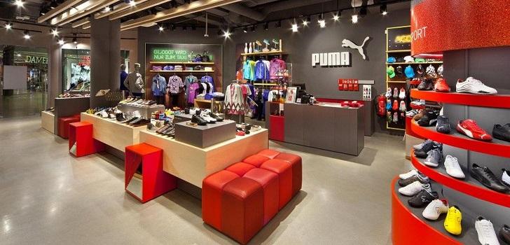 Puma encoge ventas sólo un 5% en el año de la pandemia