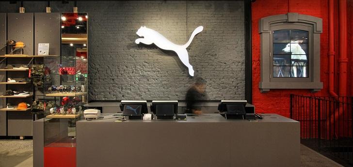 Puma también mejora previsiones tras duplicar ventas en el segundo trimestre