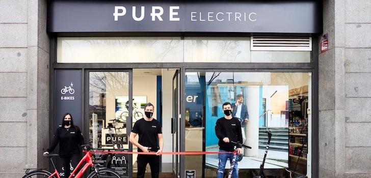 Pure Electric desembarca en España para subirse a la fiebre del ciclismo
