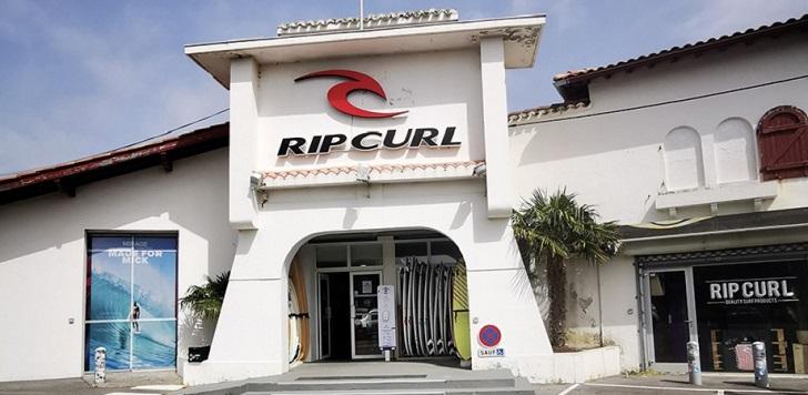 El dueño de Rip Curl dispara sus ventas y crece un 15,1% en el último ejercicio