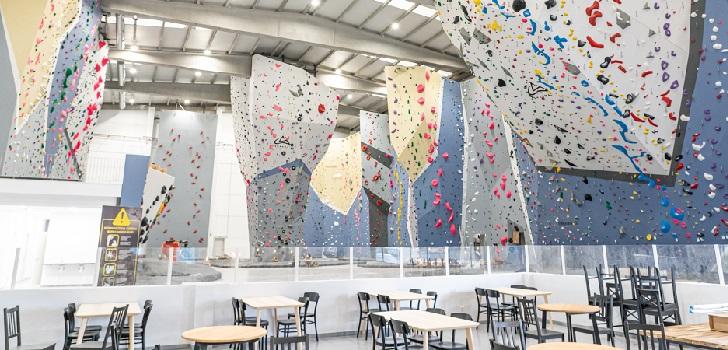 Sharma Climbing abre su tercer centro tras invertir 3,5 millones de euros