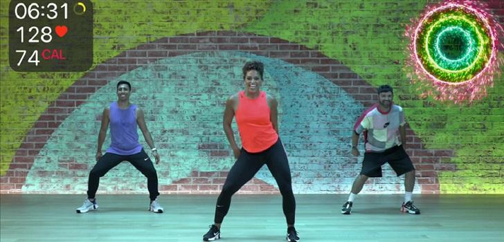 Apple se apunta al ejercicio en casa: lanza Fitness Plus