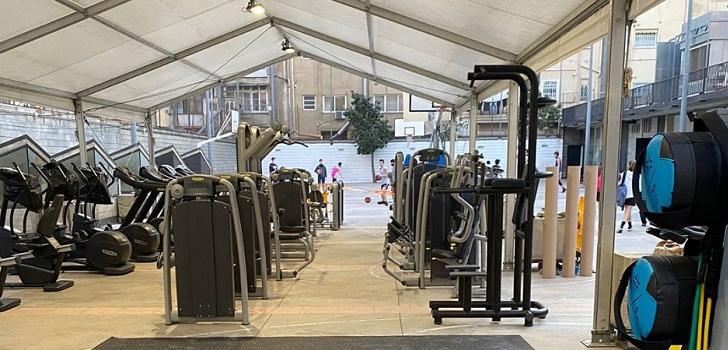 El fitness sale a la calle: los gimnasios se reinventan ante las restricciones