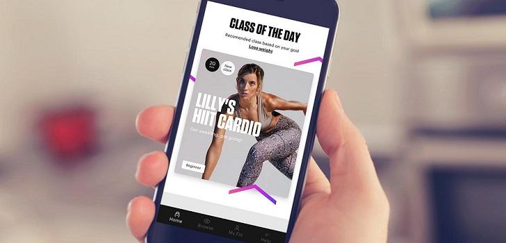 The Gym invierte 1 millón en la 'app' Fiit y la ofrece a sus clientes durante el confinamiento