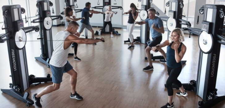 Freemotion Fitness se convierte en Freemotion from iFIT