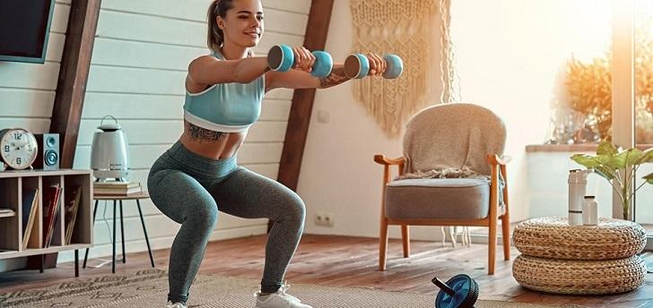 El 'home fitness' vuela: récord de compras de equipamiento en el primer trimestre