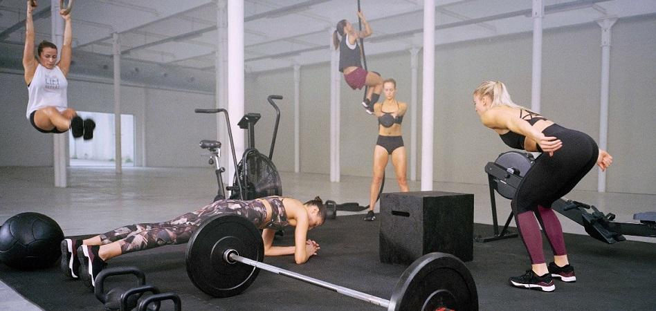 Oysho se acerca al fitness
