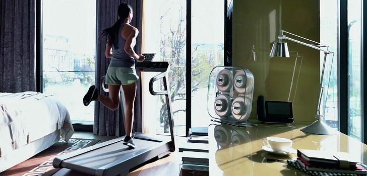 Technogym apuesta por el fitness en casa después de la caída de las ventas en los gimnasios