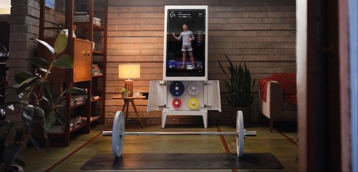 De Tempo a Volava, los otros Peloton: el 'home fitness' seduce al capital